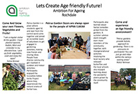 let's create age friendly futures!