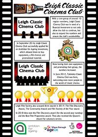 Leigh Classic Cinema Club